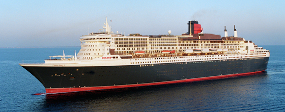 Queen Mary 2 Home